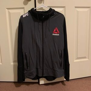 Women's Reebok walk out jacket XL